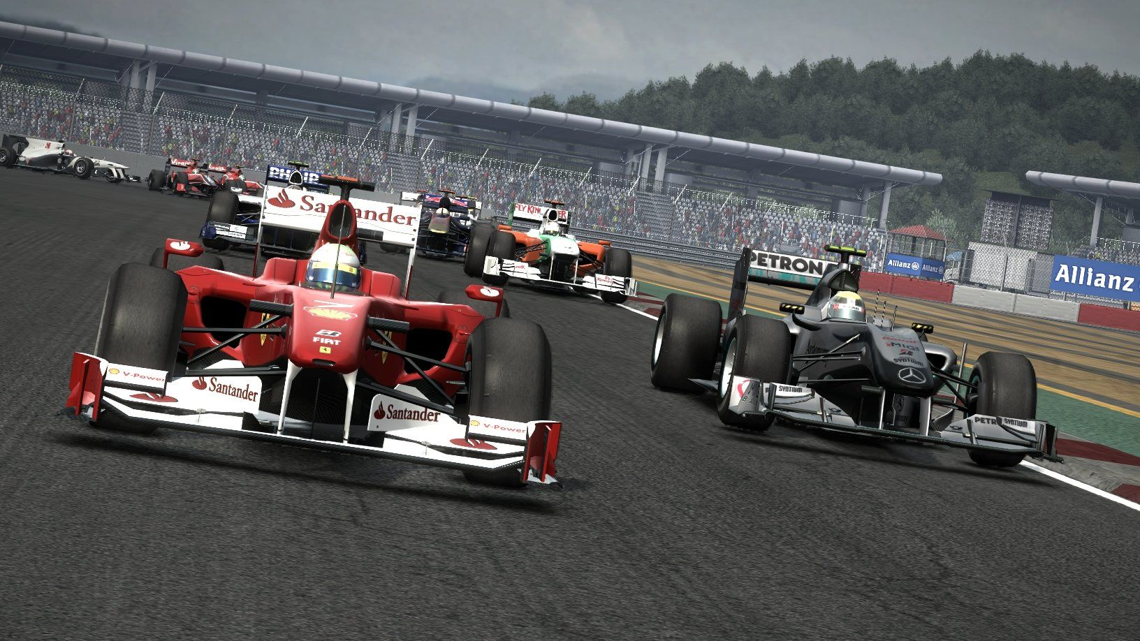 F1 2010 Screenshot 3, Full Version, PC Game, Download Free