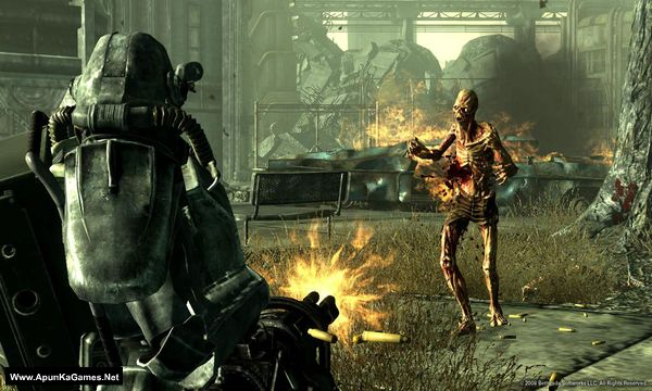 Fallout 3: Game of the Year Edition Screenshot 1, Full Version, PC Game, Download Free