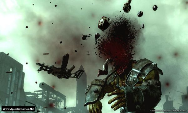 Fallout 3: Game of the Year Edition Screenshot 2, Full Version, PC Game, Download Free