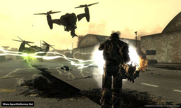 Fallout 3: Game of the Year Edition Screenshot 3, Full Version, PC Game, Download Free