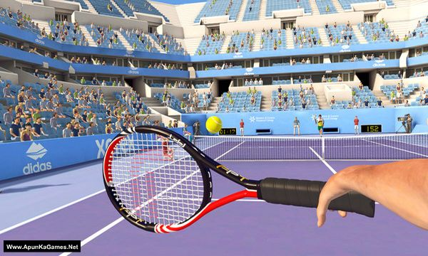 First Person Tennis - The Real Tennis Simulator Screenshot 2, Full Version, PC Game, Download Free