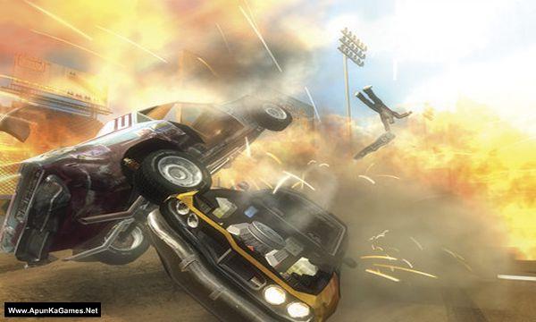 FlatOut 2 Screenshot 1, Full Version, PC Game, Download Free