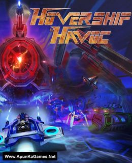 Hovership Havoc Cover, Poster, Full Version, PC Game, Download Free