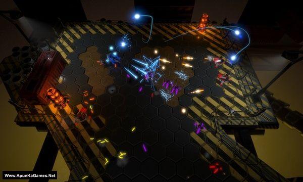 Hovership Havoc Screenshot 2, Full Version, PC Game, Download Free
