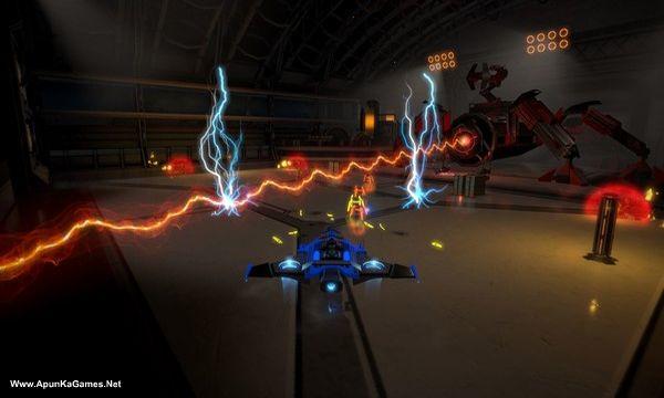 Hovership Havoc Screenshot 3, Full Version, PC Game, Download Free