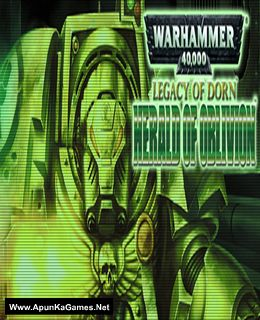 Legacy of Dorn: Herald of Oblivion Cover, Poster, Full Version, PC Game, Download Free