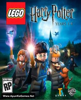 Lego Harry Potter: Years 1–4 Cover, Poster, Full Version, PC Game, Download Free