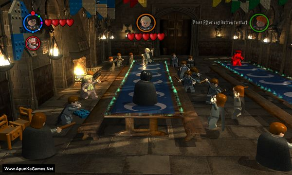 Lego Harry Potter: Years 1–4 Screenshot 1, Full Version, PC Game, Download Free