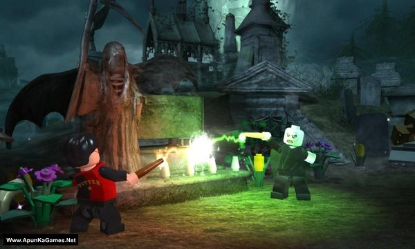 Lego Harry Potter: Years 1–4 Screenshot 3, Full Version, PC Game, Download Free