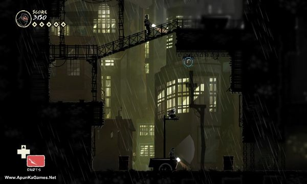 Mark of the Ninja Special Edition Screenshot 1, Full Version, PC Game, Download Free