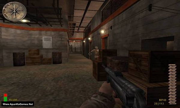 Medal of Honor: Allied Assault War Chest Screenshot 1, Full Version, PC Game, Download Free