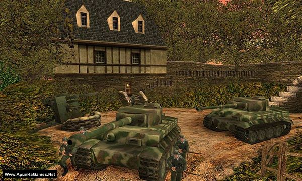 Medal of Honor: Allied Assault War Chest Screenshot 3, Full Version, PC Game, Download Free
