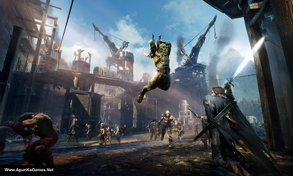 Middle-earth: Shadow of Mordor Screenshot 1, Full Version, PC Game, Download Free