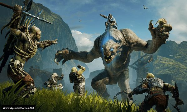 Middle-earth: Shadow of Mordor Screenshot 3, Full Version, PC Game, Download Free