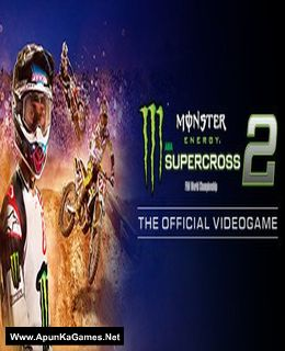 Monster Energy Supercross - The Official Videogame 2 Cover, Poster, Full Version, PC Game, Download Free
