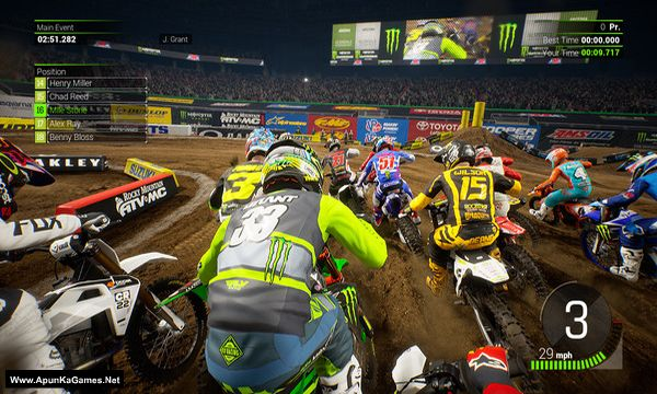 Monster Energy Supercross - The Official Videogame 2 Screenshot 1, Full Version, PC Game, Download Free