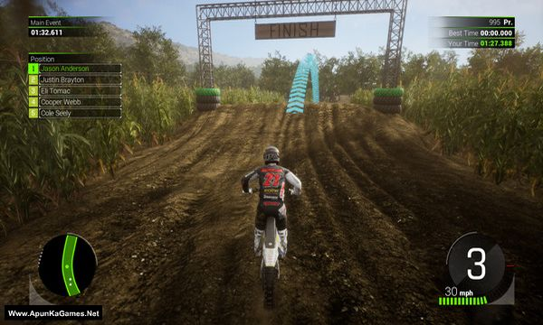 Monster Energy Supercross - The Official Videogame 2 Screenshot 2, Full Version, PC Game, Download Free