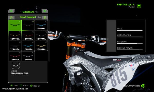 Monster Energy Supercross - The Official Videogame 2 Screenshot 3, Full Version, PC Game, Download Free