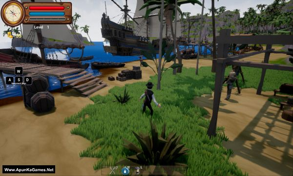 New World Horizon Screenshot 1, Full Version, PC Game, Download Free