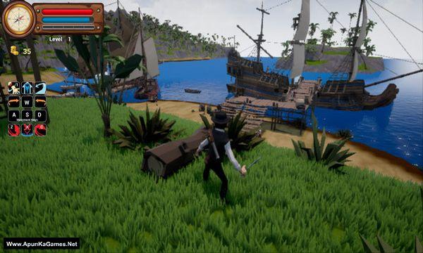 New World Horizon PC Game - Free Download Full Version