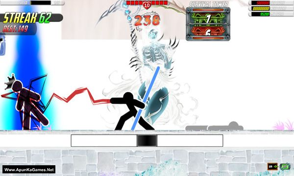 One Finger Death Punch 2 Screenshot 1, Full Version, PC Game, Download Free
