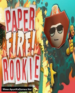 Paper Fire Rookie Arcade Cover, Poster, Full Version, PC Game, Download Free