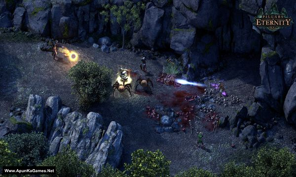 Pillars of Eternity Screenshot 1, Full Version, PC Game, Download Free