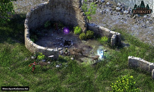 Pillars of Eternity Screenshot 3, Full Version, PC Game, Download Free