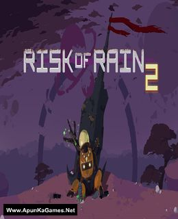 Risk of Rain 2 Cover, Poster, Full Version, PC Game, Download Free