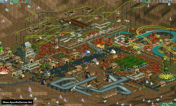 RollerCoaster Tycoon 2: Triple Thrill Pack Full Version Free