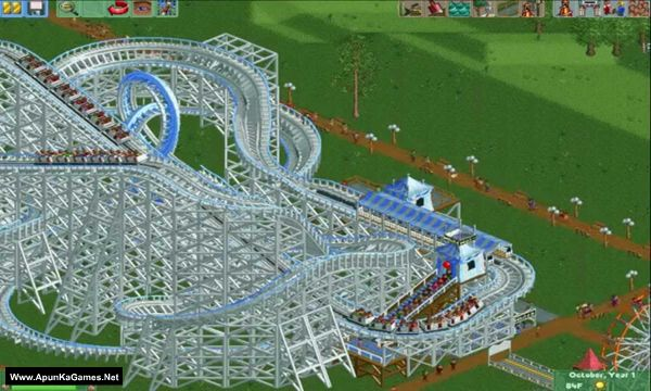 roller coaster tycoon 2 full version free download pc