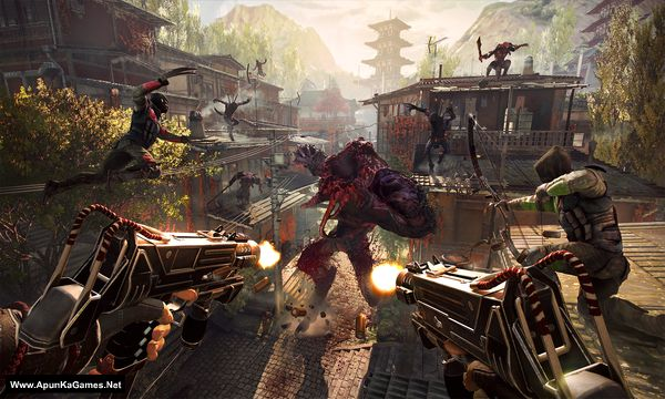 Shadow Warrior 2 Screenshot 1, Full Version, PC Game, Download Free