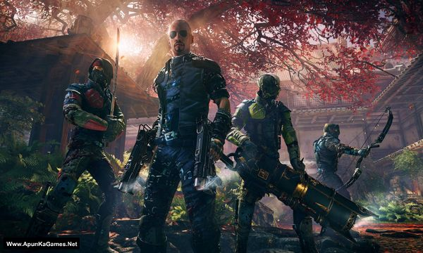 Shadow Warrior 2 Screenshot 2, Full Version, PC Game, Download Free