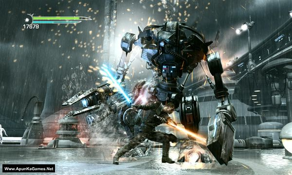 Star Wars: The Force Unleashed 2 Screenshot 2, Full Version, PC Game, Download Free