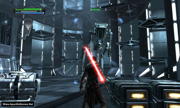 Star Wars: The Force Unleashed Ultimate Sith Edition Screenshot 1, Full Version, PC Game, Download Free