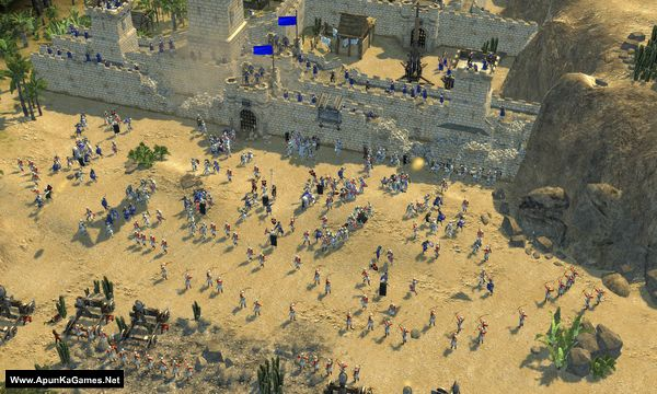 Stronghold Crusader 2 (+ 6 DLC) Screenshot 1, Full Version, PC Game, Download Free