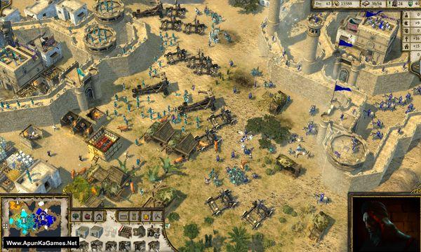 Stronghold Crusader 2 Screenshot 1, Full Version, PC Game, Download Free