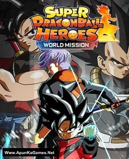Super Dragon Ball Heroes World Mission Cover, Poster, Full Version, PC Game, Download Free