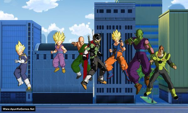 Super Dragon Ball Heroes World Mission Screenshot 2, Full Version, PC Game, Download Free