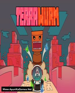 Terrawurm Cover, Poster, Full Version, PC Game, Download Free