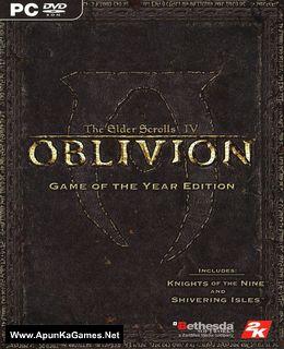 The Elder Scrolls IV: Oblivion GOTY Cover, Poster, Full Version, PC Game, Download Free
