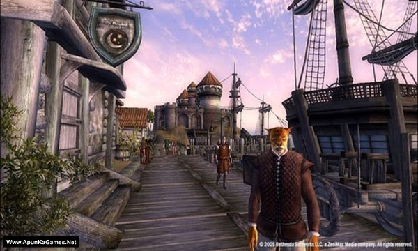 The Elder Scrolls IV: Oblivion GOTY Screenshot 2, Full Version, PC Game, Download Free