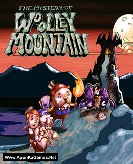 The Mystery Of Woolley Mountain Cover, Poster, Full Version, PC Game, Download Free