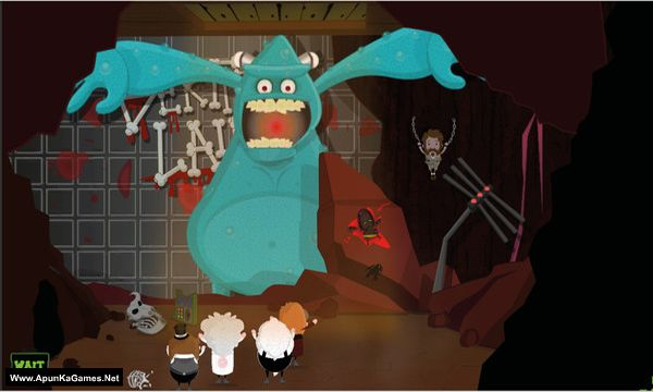 The Mystery Of Woolley Mountain Screenshot 3, Full Version, PC Game, Download Free