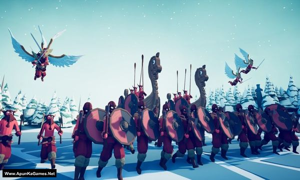 Totally Accurate Battle Simulator Screenshot 2, Full Version, PC Game, Download Free