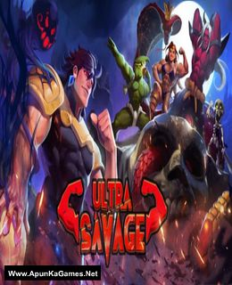 Ultra Savage Cover, Poster, Full Version, PC Game, Download Free