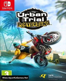 Urban Trial Playground Cover, Poster, Full Version, PC Game, Download Free
