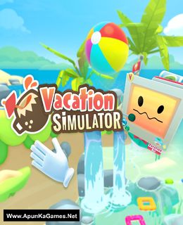 Vacation Simulator Cover, Poster, Full Version, PC Game, Download Free