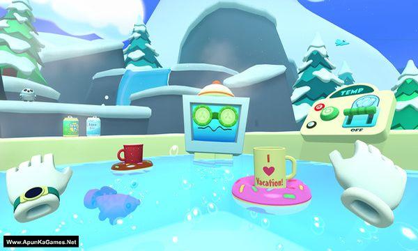 Vacation Simulator Screenshot 3, Full Version, PC Game, Download Free