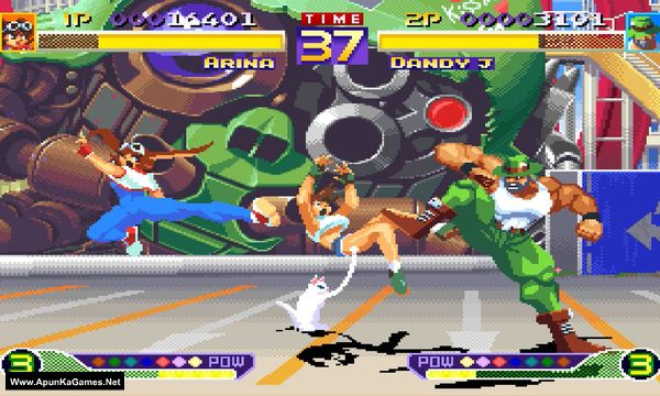 Waku Waku 7 Screenshot 3, Full Version, PC Game, Download Free